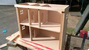 How To Make A Toy Chest Out Of Wood by Making A Doll U0027s House Youtube