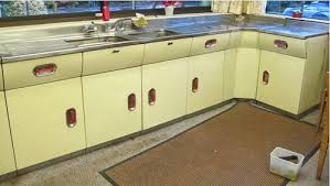 Vintage Kitchen Cabinets For Sale A Vintage 1956 English Rose Kitchen Including Revo Oven Retro