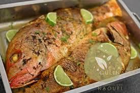 cuisiner le p穰isson poisson antillais au four