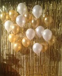 50th wedding anniversary ideas what are some 50th wedding anniversary balloon decoration