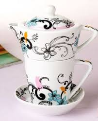 the different teacups are such a touch i could let each