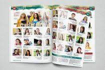yearbook pictures free yearbook templates free yearbook template design vol 1