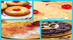 easy pineapple upside down cake android apps on google play