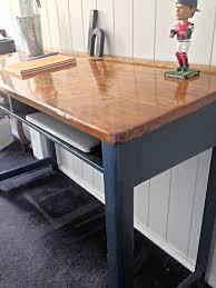 Desk Measurements Vintage Workroom Old Vintage Desk