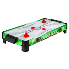 best air hockey table for home use hathaway power play 40 in air hockey table bg1011t the home depot