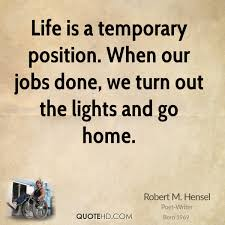 Temporary Robert M Hensel Inspirational Quotes Quotehd