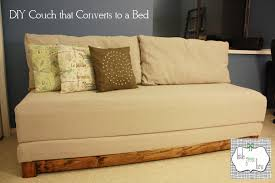 sofa that turns into a bed great ideas 20 diy ideas for 2012 paint drop sand paper and