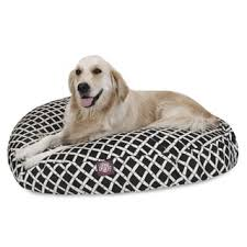 Dog Beds With Cover Buster Black And White Dog Bed Free Shipping On Orders Over 45