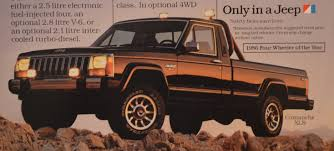 jeep comanche pictures posters news the vehicle wishlist and speculation topic page 150 vehicles