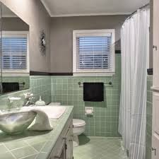 seafoam green bathroom ideas remodeling our house home house vintage