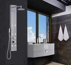 Bathroom Shower Panels Best Shower Panel System Reviews The Kienandsweet Furnitures