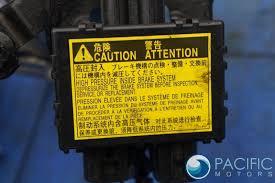 lexus service delaware anti lock brake pump booster actuator u0026 bracket oem lexus rx450