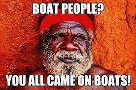 Boat People Meme - 10 dark secrets australia doesn t want you to know boat people