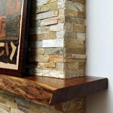 Live Edge Wood Shelves by Photos Hgtv