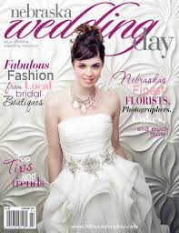 Wedding Magazine Template Nebraska Wedding Day Cover Geoff Johnson Blog