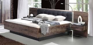 Schlafzimmer Betten Rund Schlafzimmer Set Mit Bett 180 X 200 Cm In Schwarzeiche Woody 77 00741