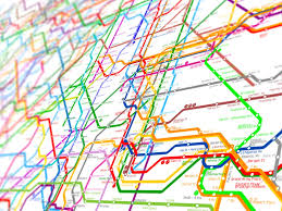 Kansas City Metro Map by The World Metro Map Cool Hunting