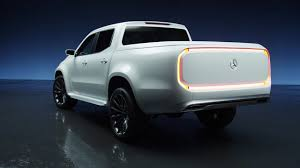 mercedes pickup truck mercedes x class concept perfect pickup youtube