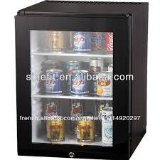 mini frigo pour chambre 40l chambre d hôtel hôtel mini frigo réfrigérateur porte en verre