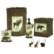Fishing Bathroom Decor by Make A Statement In Your Bathroom With The Lake Lodge Bath