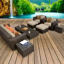 Woodard Patio Furniture Cushions - exterior design comfortable overstock patio furniture for elegant