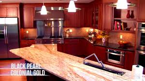 granite countertop kitchen countertops with white cabinets faux