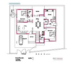 image detail for modern house plan sq ft kerala home design square