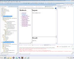 Java Map Example Java Soap Webservice Using Axis 2 And Tomcat Tutorial With