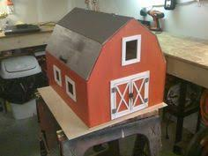 diy toy wooden barn wooden barn handmade toys and the plan