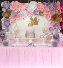 princess birthday party princess birthday party table decorations nisartmacka