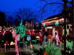 henry vilas zoo christmas lights 2015 janesville rotary botanical garden s holiday light show