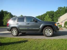 Grand Cherokee Off Road Tires 2008 Jeep Grand Cherokee Limited Crd 4x4 Review Autosavant