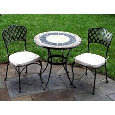 Bistro Patio Table Enchanting Height Bistro Patio Set Black Table Ideas Ideas Bar