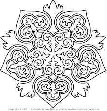 mandala coloring free printable mandala coloring pages 1