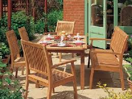 Traditional Outdoor Furniture by Patio 42 Oak Wood Lowes Patio Chairs With Banquette Bench On
