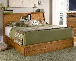 Full Size Bed Frame With Bookcase Headboard King Size Bed Frame With Bookcase Headboard 777