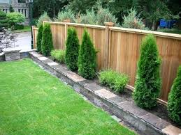 Privacy Fence Ideas For Backyard Small Backyard Privacy Ideas Backyard Privacy Ideas With Backyard