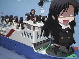 Nice Boat Meme - 30 day anime challenge anime amino
