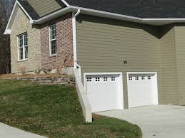 walk in basement retaining walls and walk out basement details custom homes by