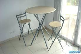 table de cuisine avec tabouret table pour cuisine table haute avec tabouret pour cuisine
