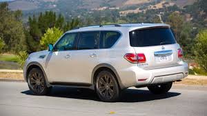 nissan suv armada 2017 2017 nissan armada suv review with price horsepower and photo gallery