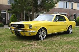 1965 yellow mustang kadett91 1965 ford mustang specs photos modification info at