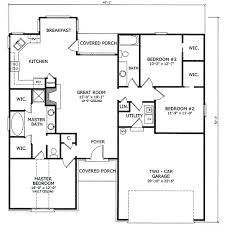 three bedroom two bath house plans small 3 bedroom 2 bath house plans nrtradiant com