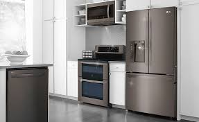 what color cabinets go well with black stainless steel appliances black stainless steel appliances are a kitchen must