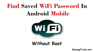 see wifi password android how to recover wifi password on android without root