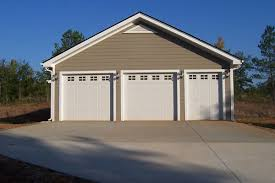 3 car garage door 3 car garage with studio apartment on one level