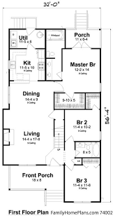 porch floor plan bungalow floor plans small front porches bungalow and front porches