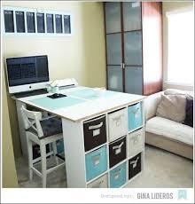 Craft Desk With Storage Ikea Archives Craft Storage Ideas