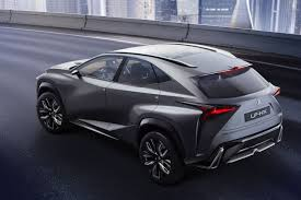 lexus truck nx lexus nx crossover will debut in beijing automobile magazine