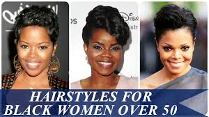hairstyles for black women over 50 youtube